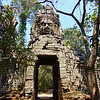 Ta Prohm West Gate