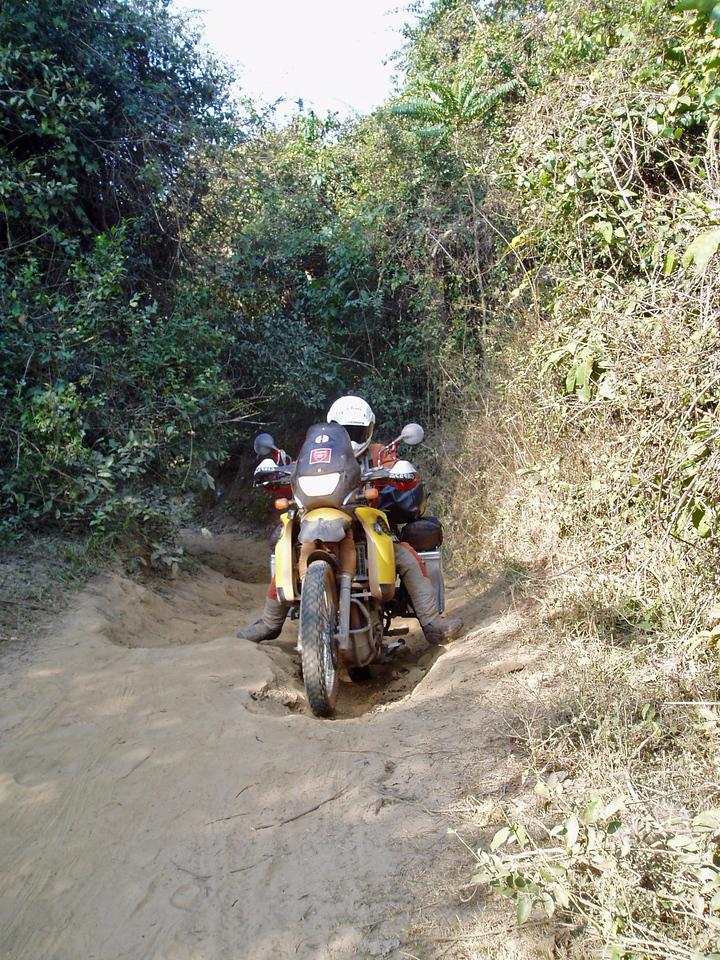 Chhaeb - Thala Barivat Road