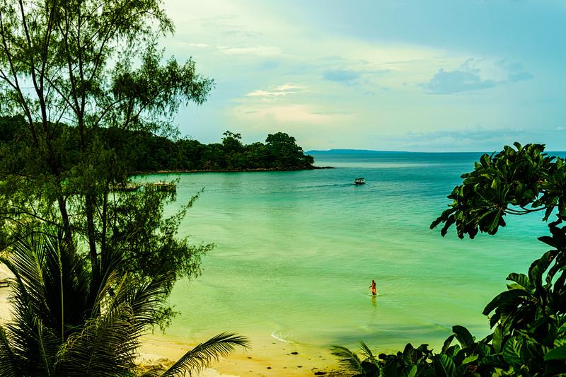 Coconut Beach - Koh Rong Island