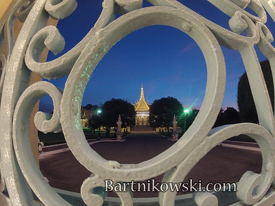 King's Palace in Phnom Penh