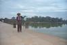 1128  Cambodia - Angkor, West entrance Angkor Wat