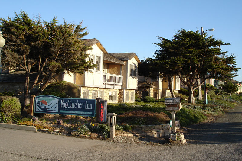 My stay at this Inn in Cambria was very relaxing.
