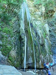 Nojoqui Falls near Solvang