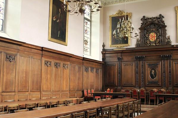 Clare College Great Hall, - Cambridge