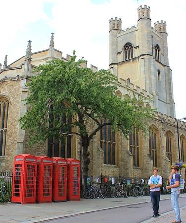 Cambridge - Punt Boys