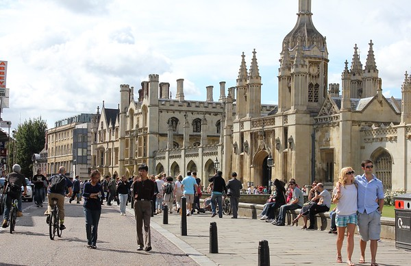 Cambridge - Kings College
