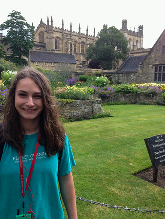 Cambridge and Oxford Touring, England, July, 2014