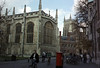 Trinity College Chapel, Cambridge  - we would love to have your comments.