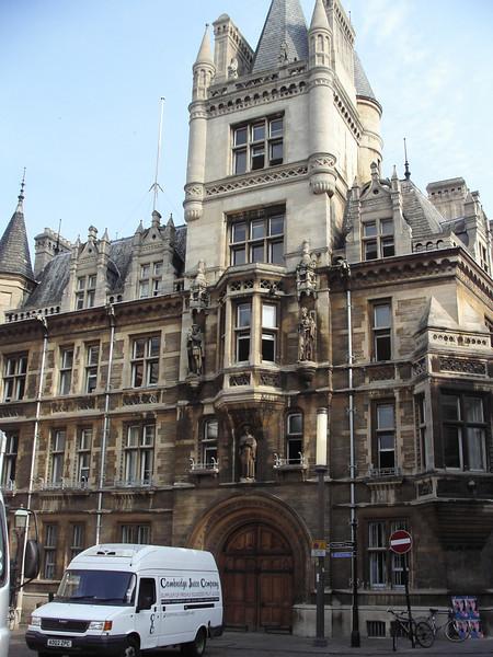 Gonville and Caius College, Cambridge