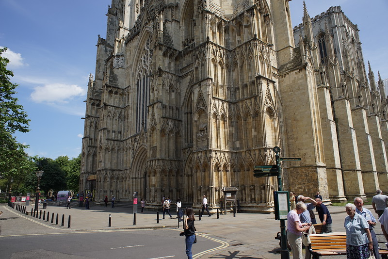 York Minster Church, York