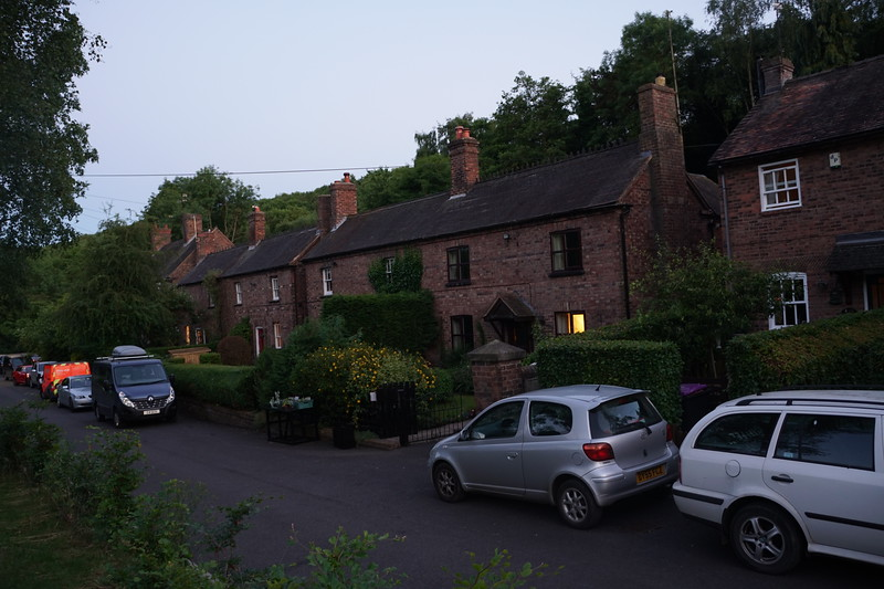 Ironbridge Houses