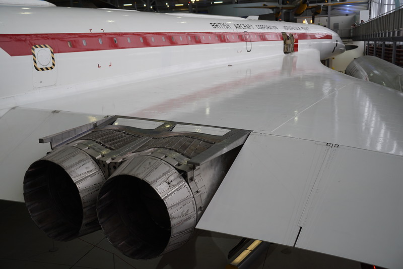 Concorde at Duxford