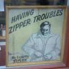 zipper troubles?