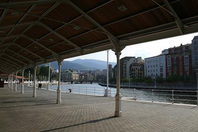 Bilbao - oude wijk