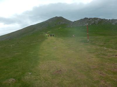 Pyrenees trail