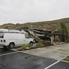 Arrived in Park City RV Resort on Oct 1, 2010 for another ski season.  This time in the privately owned site E6 which is a little bigger.  Oct allowed us to do more MTB riding before the snow hit around the 27th of the month.