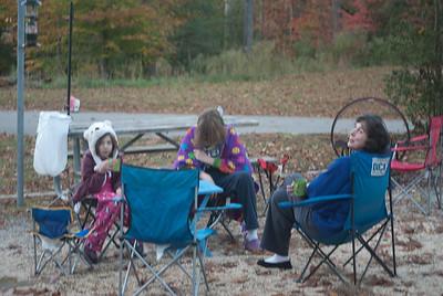Camping - Pocahontas SP Nov 2011