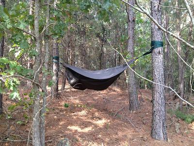 Camping - Ranger, GA September 2012