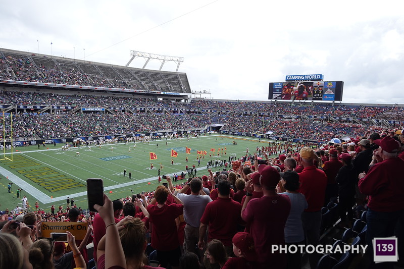 Camping World Bowl Road Trip - Day 3