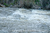 Rapids on Joe Wright Creek in spring; best viewed in the largest sizes