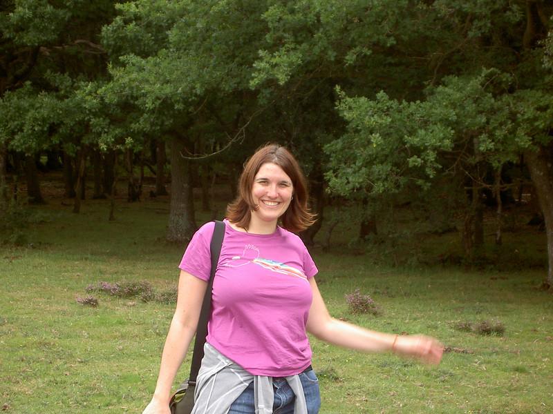 Hannah Walking