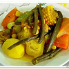 Puchero Canario - Canary vegetable and meat stew