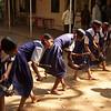 Vidhayak Sansad School for tribal girls.
