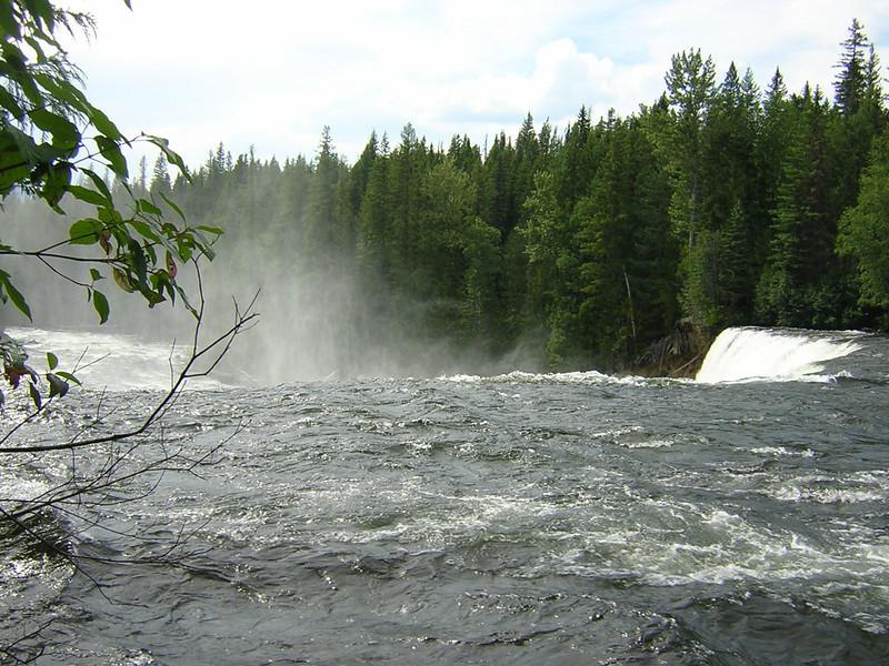 Wells Gray Provincial Park BC Canada