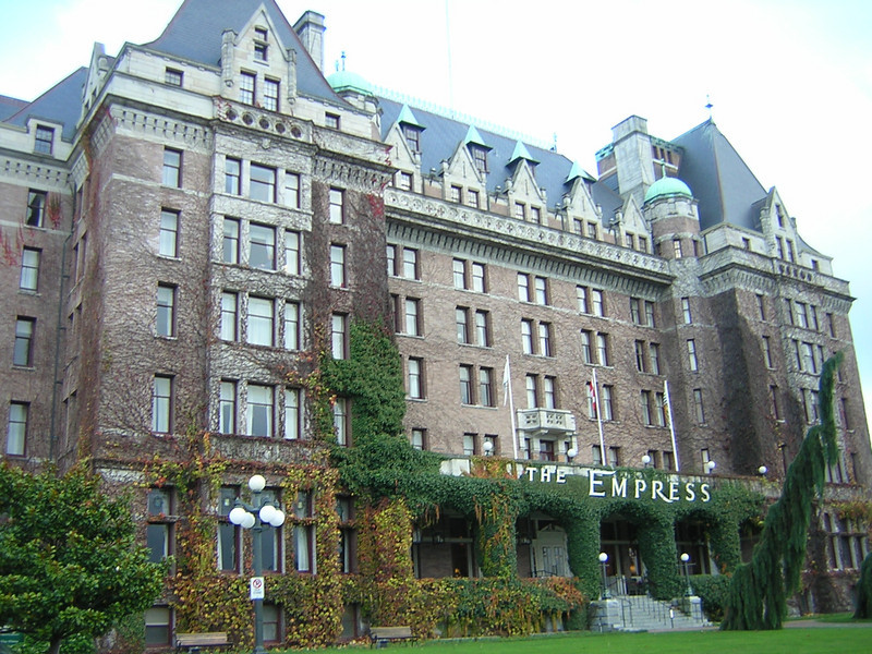 Vancouver Island: Empress Hotel