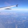 Over Nevada en route LA to Vancouver