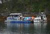 Refuge Cove, West Redonda Island. British Columbia, Canada.  August 12, 2008