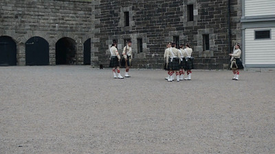 Canada 2013 - July 10 - Halifax - The Citadel video #1
