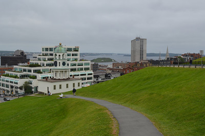 Canada 2013 - July 10 - Halifax from The Citadel #3