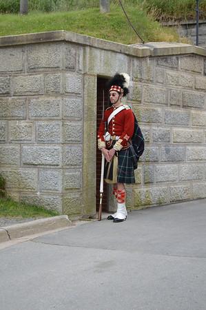 Canada 2013 - July 10 - Halifax - The Citadel #4