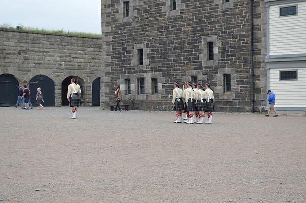 Canada 2013 - July 10 - Halifax - The Citadel #5
