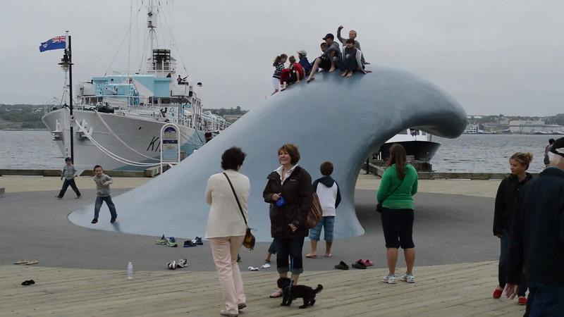 Canada 2013 - July 10 - Halifax - Halifax Video #1
