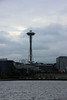 View of the Space Needle from the Victoria Clipper