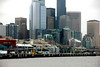 View of Downtown Seattle from the Victoria Clipper