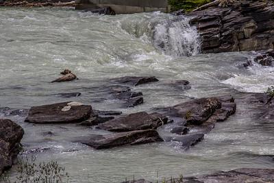 Athabasca Falls Jasper National Park, Alberta, Canada