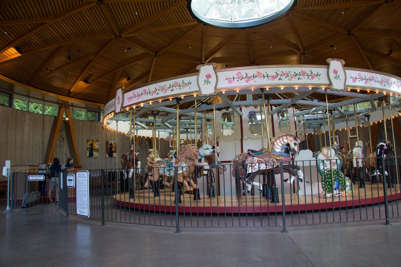 Butchart Carousel