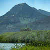 Prince of Wales Hotel at Waterton National Park, Alberta, Canada