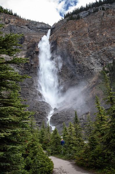 Takkakaw Falls, British Columbia, Canada