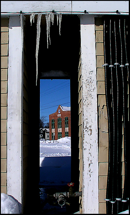 Charlottetown Icicle