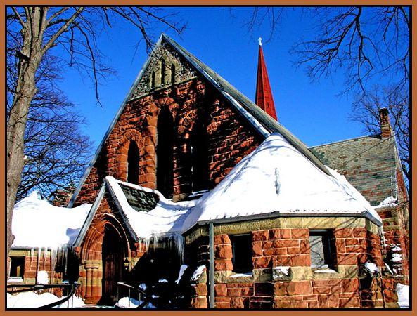 Charlottetown Church