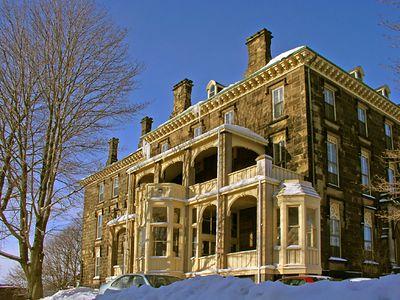 Charlottetown Historic building