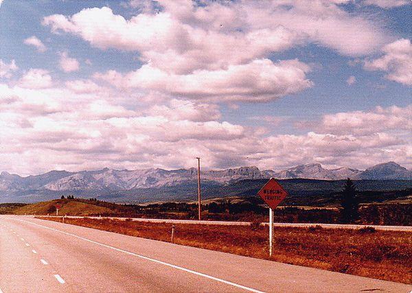Calgary - Foothills of the Rockies
