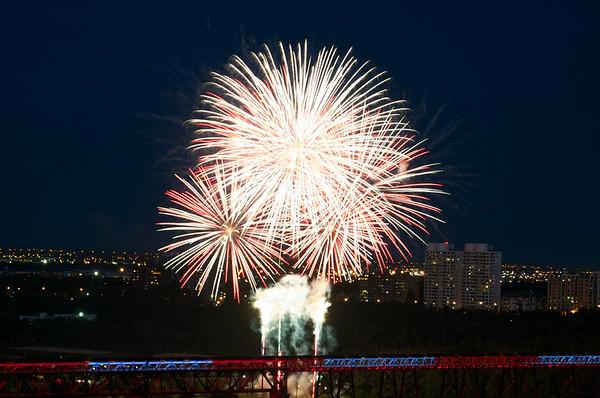 Canada Day Edmonton 2014