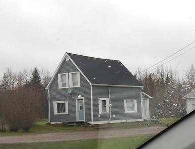 boxy houses