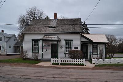 Lucy Maud Montgomery birthplace