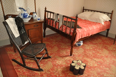 Green Gables bedroom